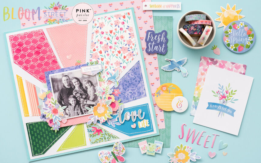 American Crafts Better Together Collection 6 X 6 Paper Pad