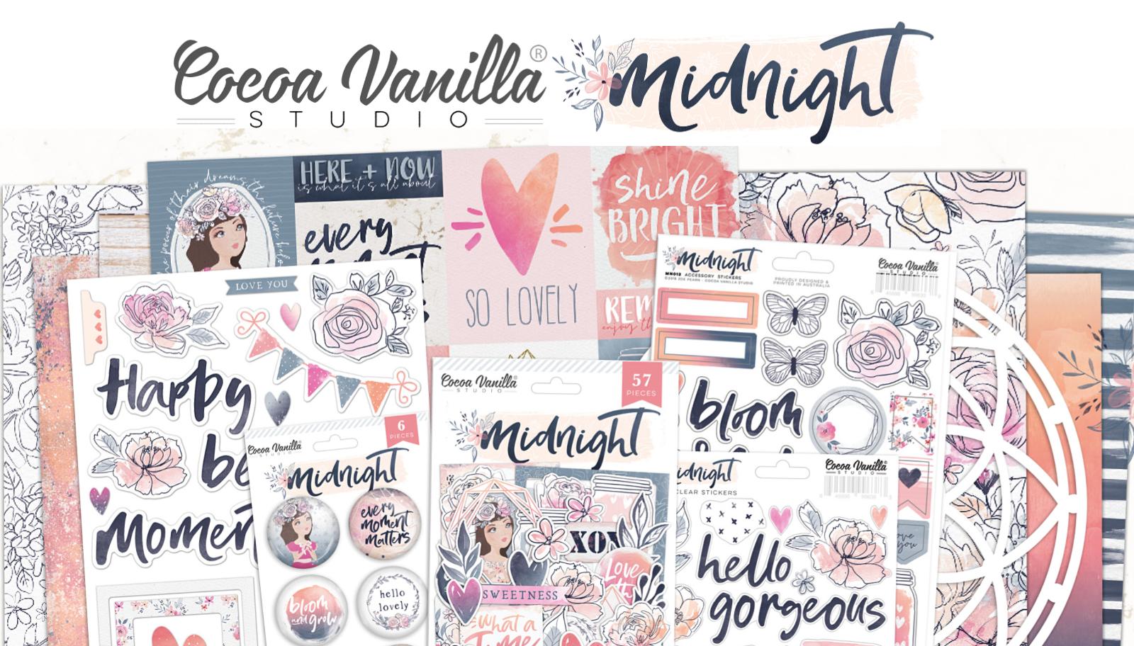Cocoa Vanilla Studio - Midnight