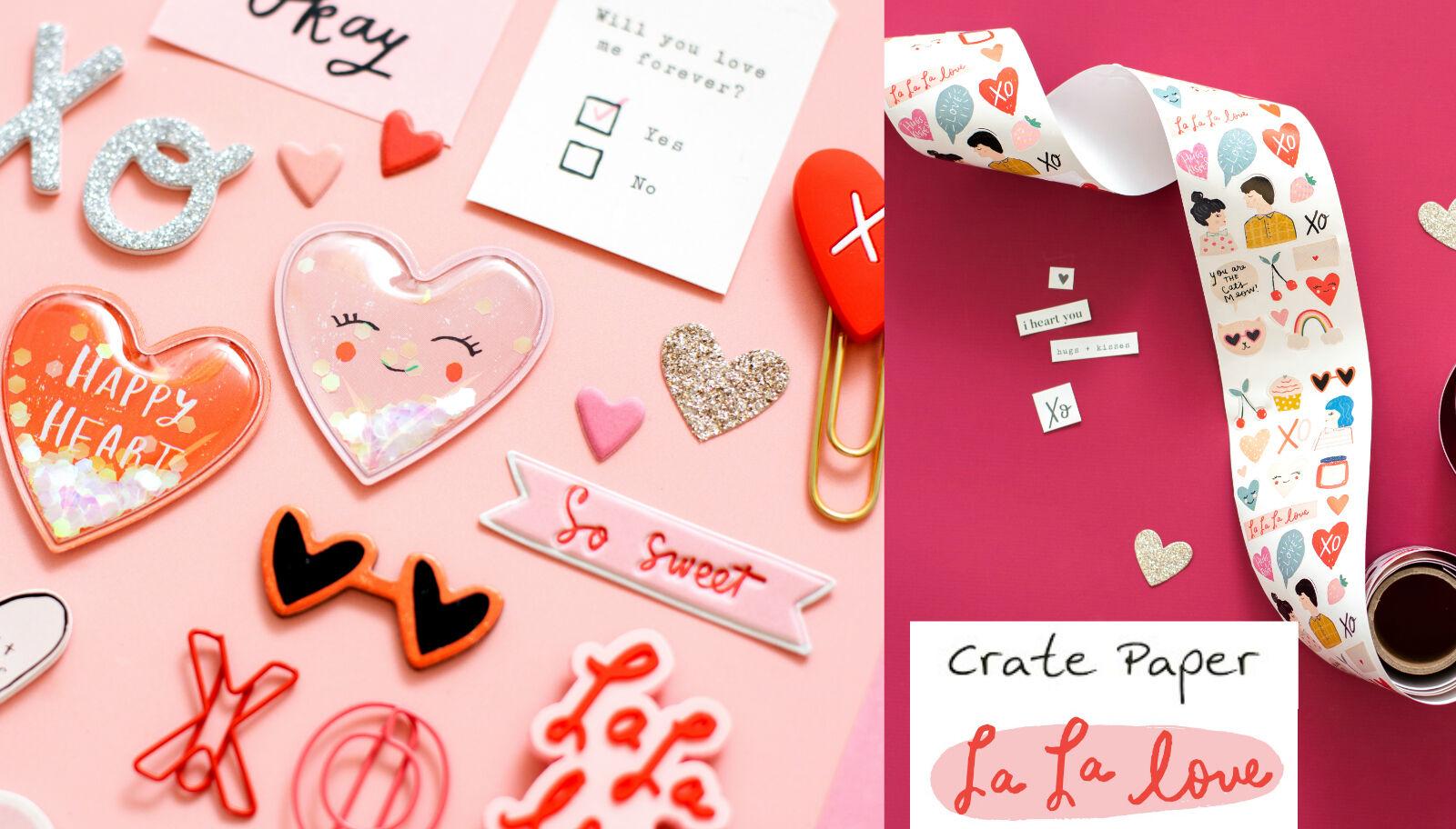 Crate Paper La La Love