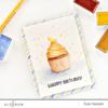 Altenew Layered Cupcake bélyegző