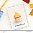 Altenew Layered Cupcake Stamp Set