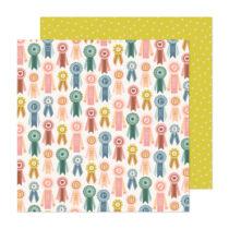 American Crafts - Maggie Holmes - Market Square 12x12 Paper - Winner