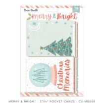Cocoa Vanilla Studio - Merry & Bright PL kártya