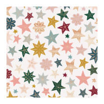Crate Paper - Snowflake 12x12 Specialty Paper - Joyous