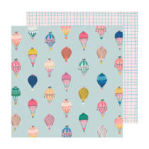 Crate Paper - Maggie Holmes - Sweet Story 12x12 Paper - Sweetly