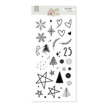 Lora Bailora - Volver Stamp Set - Christmas