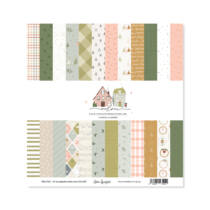 Lora Bailora - Volver 12x12 Double-Sided Paper Kit (12 pieces)
