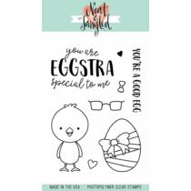 Neat & Tangled 3x4 Stamp Set - Eggstra Special