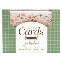 Pebbles - The Avenue Cards Set (40 Cards and 40 Envelopes)