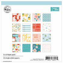Pinkfresh Studio - Some Days 6x6 paper pad