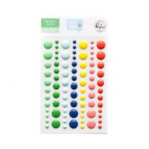 Pinkfresh Studio - Super Cool Enamel Dots