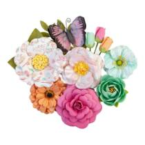 Prima Marketing - Surfboard Paper Flowers - Endless Summer