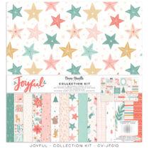 Cocoa Vanilla Studio - Joyful 12x12 Collection Kit
