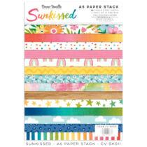 Cocoa Vanilla Studio - Sunkissed 6x8 Paper Stack
