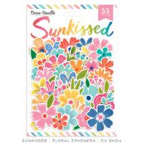 Cocoa Vanilla Studio - Sunkissed Floral Ephemera
