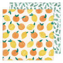 Heidi Swapp - Storyline Chapters 12x12 Paper - Fresh Squeezed