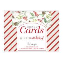Heidi Swapp - Winter Wonderland Boxed Card Set (40 Cards & Envelopes)