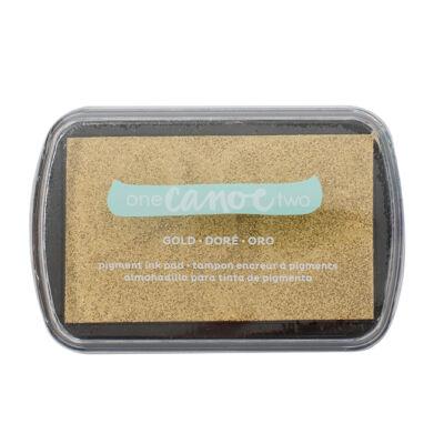 1Canoe2 - Twilight Metallic Gold Ink Pad