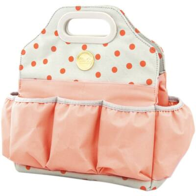 We R Memory Keepers - 360 Crafter's Bag - Tote - Dot Blush