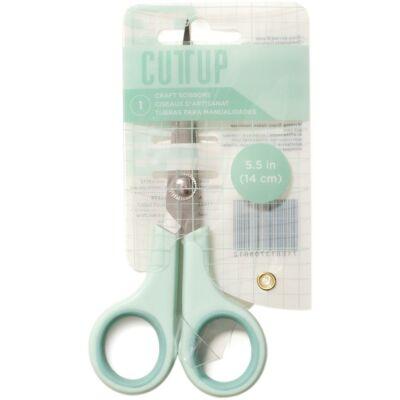 American Crafts Scissor - Mint