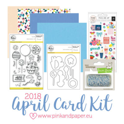 April 2018 Card Kit