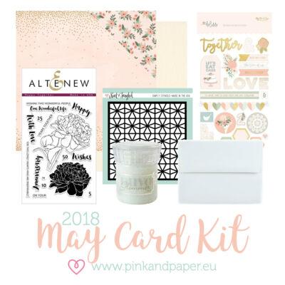 May 2018 Card Kit