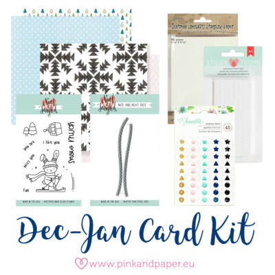 December - January Card Kit