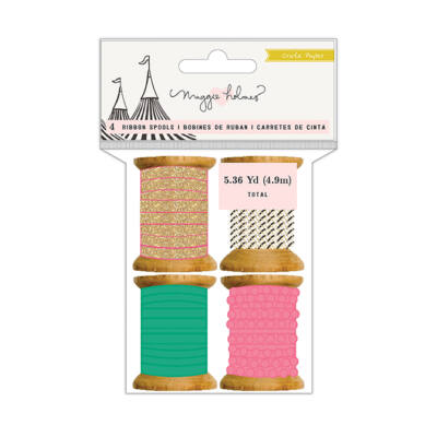 Crate Paper - Maggie Holmes Carousel Ribbon Spools