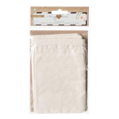Crate Paper - Maggie Holmes Confetti - Muslin Bag & Stencil