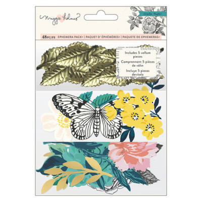 Crate Paper - Maggie Holmes Flourish Ephemera +