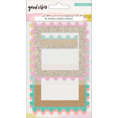 Crate Paper - Good Vibes Pom Pom Frames