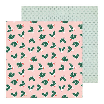 Crate Paper - Merry Days 12x12 Paper - Merrily