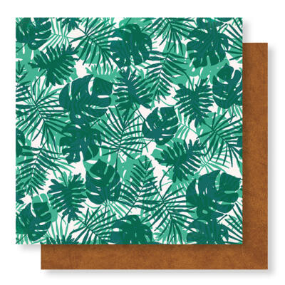 Crate Paper - Wild Heart 12x12 Paper - Paradise
