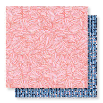 Crate Paper - Wild Heart 12x12 Paper - Planted
