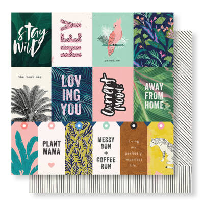Crate Paper - Wild Heart 12x12 Paper - Wildly