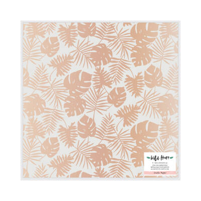 Crate Paper - Wild Heart 12x12 Specialty Paper