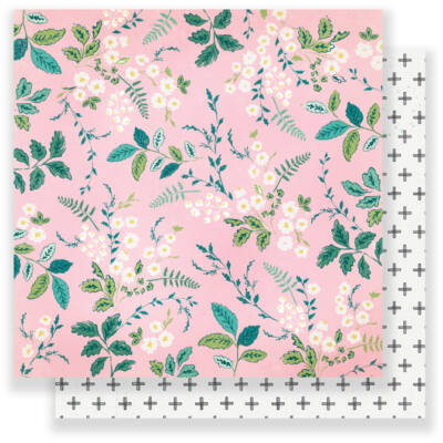 Crate Paper - Maggie Holmes Chasing Dreams 12 x 12 Double Sided Paper - My Darling