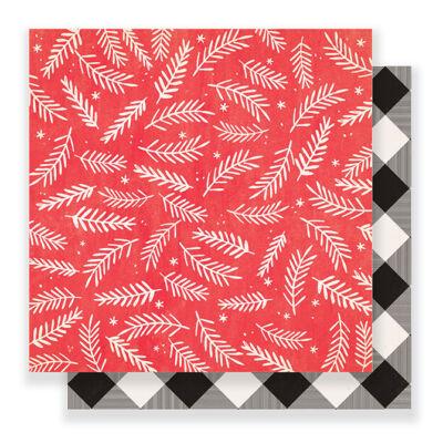 Crate Paper - Falala 12x12 Paper - Joyful