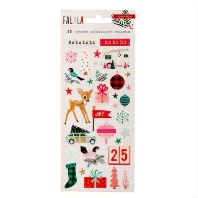 Crate Paper - Falala Epoxy Stickers