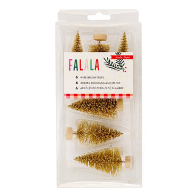 Crate Paper - Falala Brush Trees