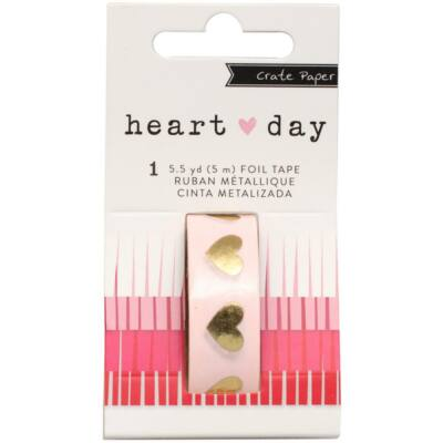 Crate Paper- Heart Day Washi Tape