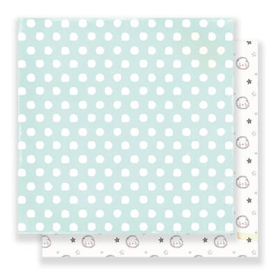Crate Paper Little You 12 x 12 Double Sided Paper - Adorable
