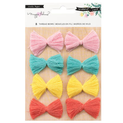 Crate Paper - Maggie Holmes - Willow Lane Thread Bows