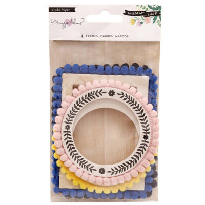 Crate Paper - Maggie Holmes - Willow Lane Pom Pom Frames