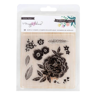 Crate Paper - Maggie Holmes - Willow Lane Clear Stamps
