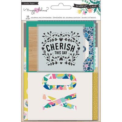 Crate Paper - Maggie Holmes - Willow Lane Journaling Ephemera