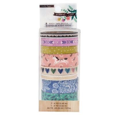 Crate Paper - Maggie Holmes - Willow Lane Washi Tape Set