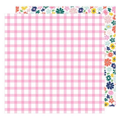 Dear Lizzy - Star Gazer 12x12 Paper - Happy