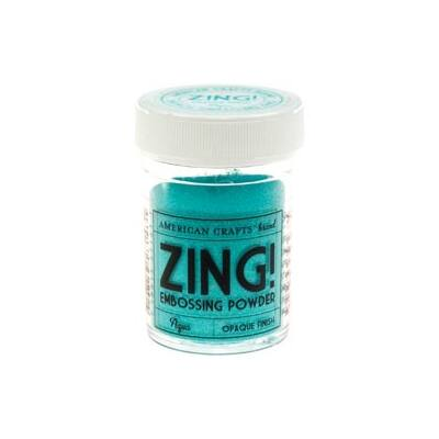 Zing! Opaque Embossing Powder - Aqua