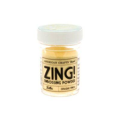 Zing! Opaque Embossing Powder - Butter